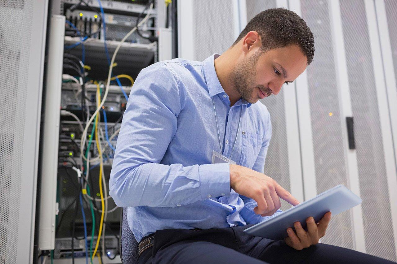 обслуживание серверов и ремонт